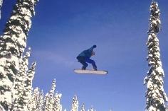 尽享冬季雪之乐趣 玩转陕西最high的滑雪场