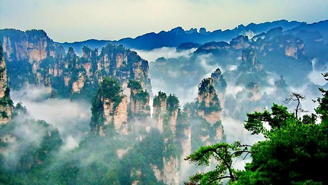 旅游景点_旅游景点图片古代风景图蓝天屋顶琉璃瓦古