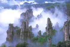 天然的避暑圣地 莽山国家森林公园