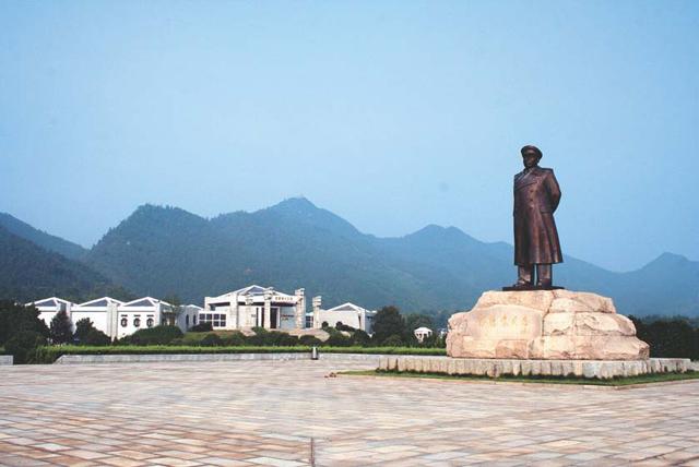 湘潭風景秀麗,旅游資源十分豐富.