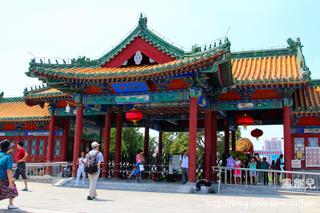 北京西客站的后花园——莲花池