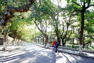 青岛:心若放晴 处处皆景