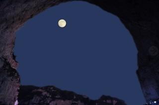 中秋纵情山水间 绵山观星赏明月