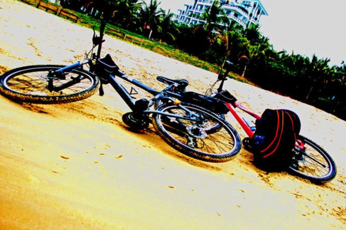 海南环岛—骑行札记