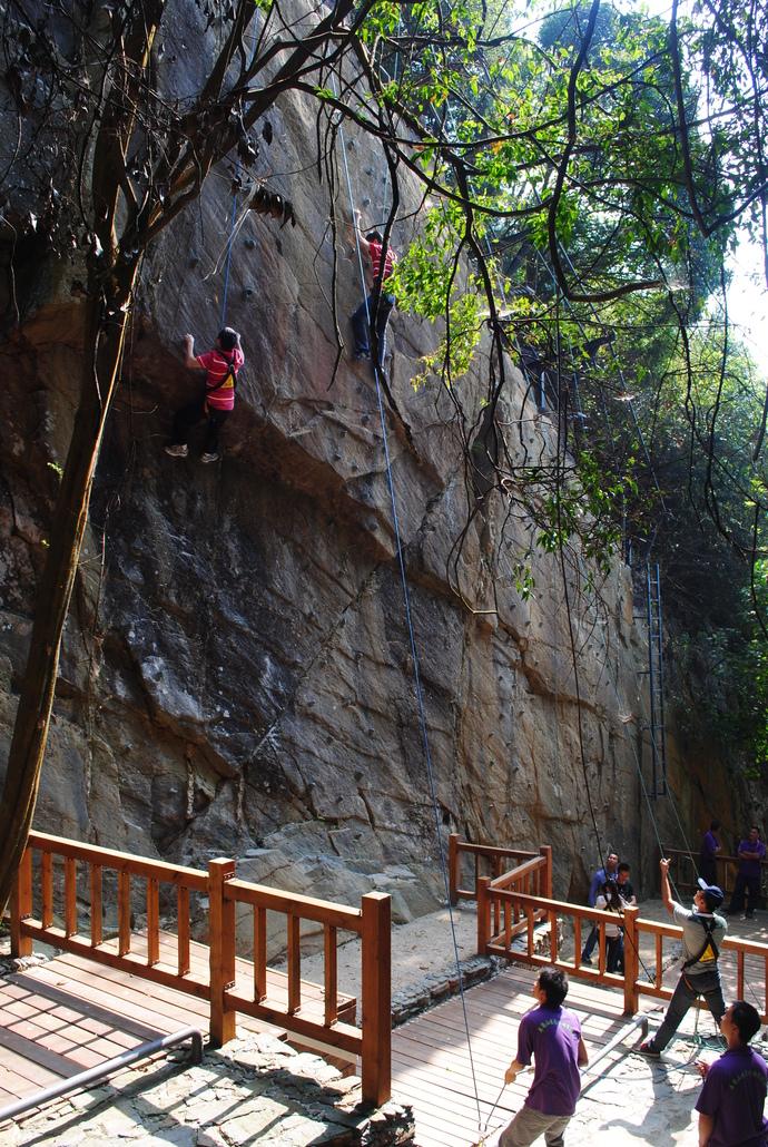 羊角山生态旅游度假区