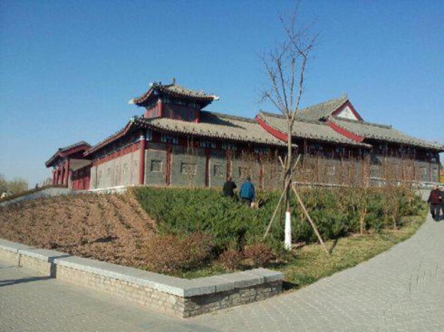 沧州特色旅游路线之名人植物园